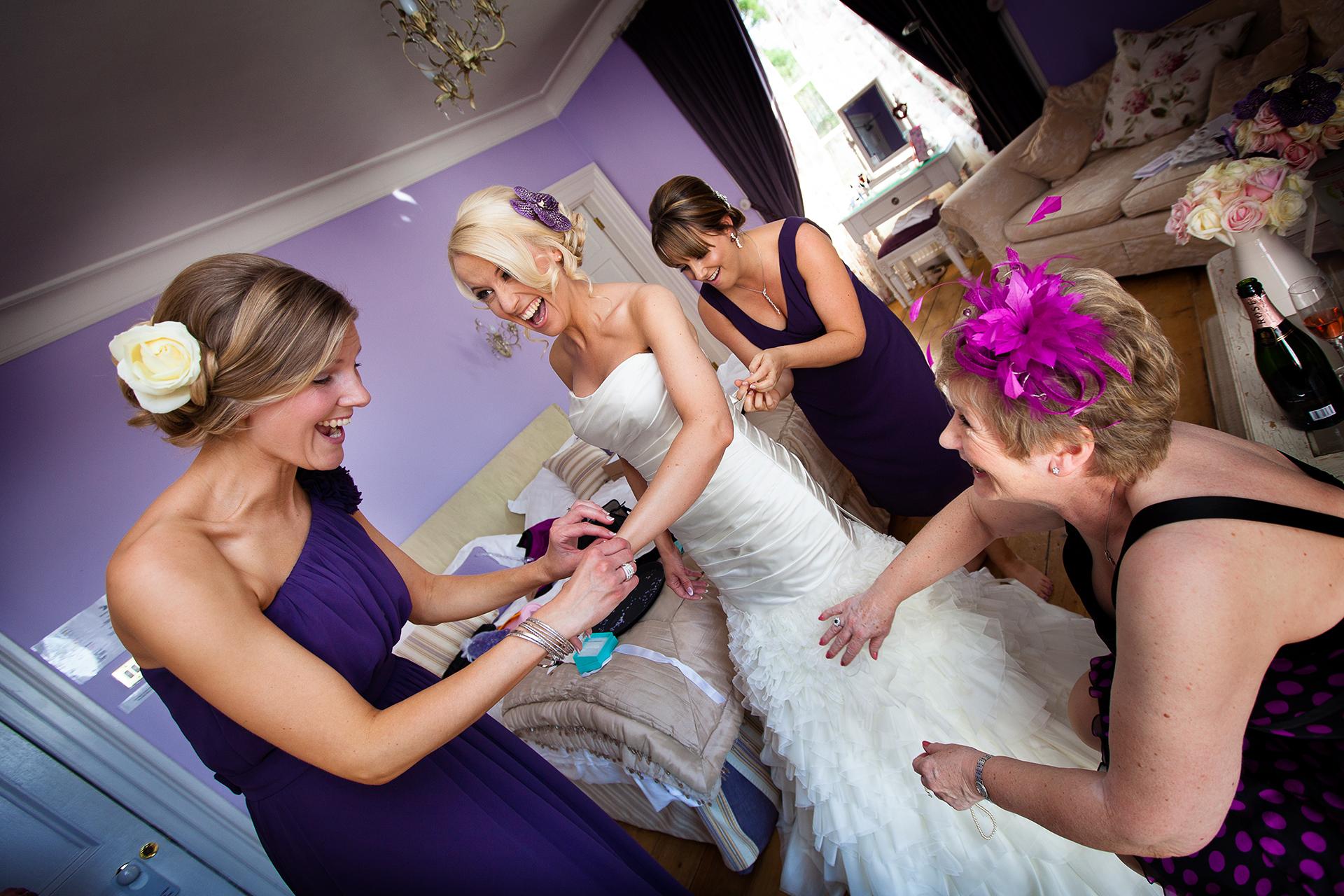 Wedding Photographer Camberley