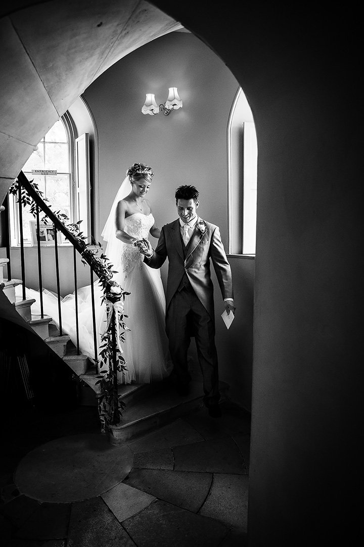 Digital only wedding photography